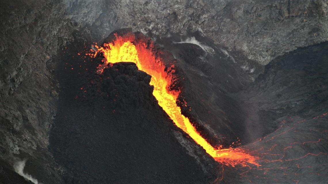 17 Janvier 2021. FR. Hawaii : Kilauea , Indonésie : Semeru , Costa Rica : Turrialba / Poas , Mexique : Popocatepetl .