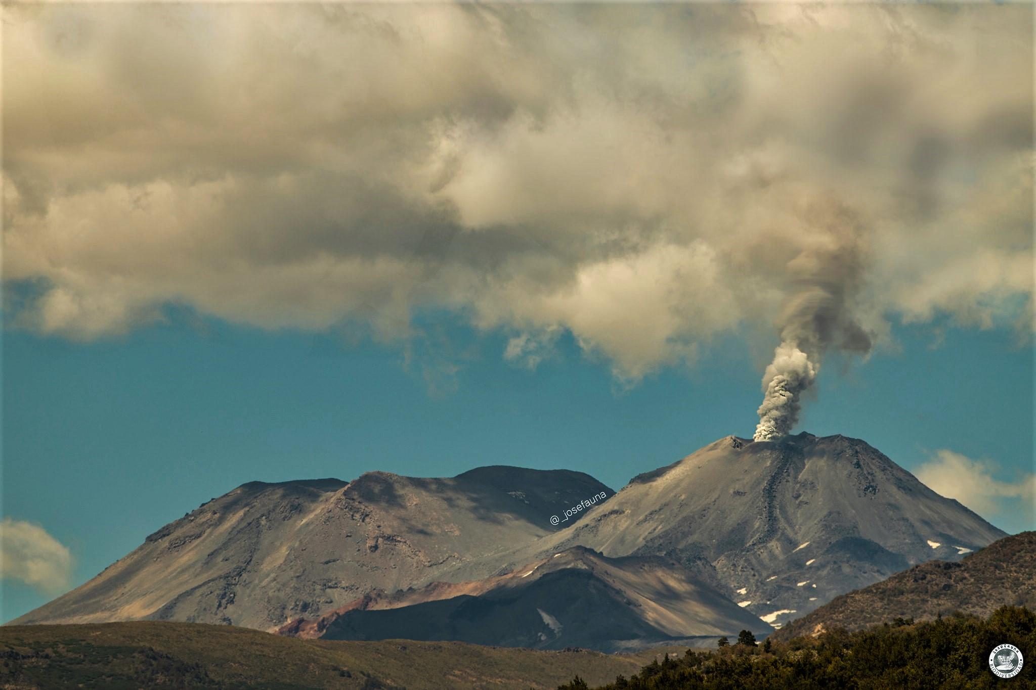 July 23, 2021. EN. Chile : Nevados de Chillan , Colombia : Nevado del Ruiz , Iceland : Geldingadalur / Fagradalsfjall , Philippines : Taal , Ecuador : Sangay , Mexico : Popocatepetl .