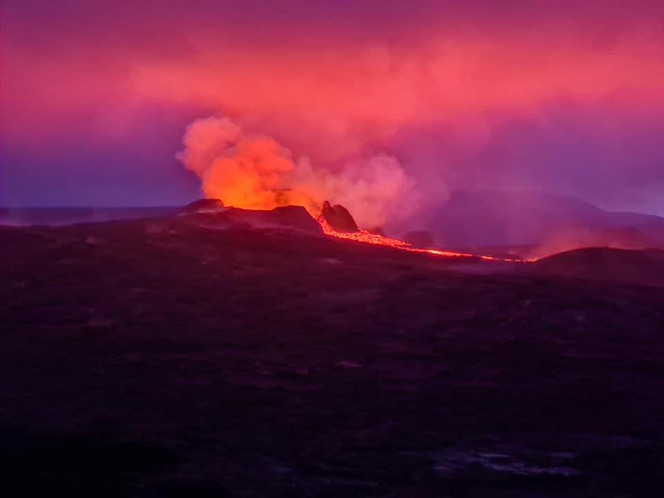 July 18, 2021. EN . Indonesia : Ili Lewotolok , Hawaii : Kilauea , Ecuador : Reventador , Guatemala : Santiaguito , Iceland : Geldingadalur / Fagradalsfjall .