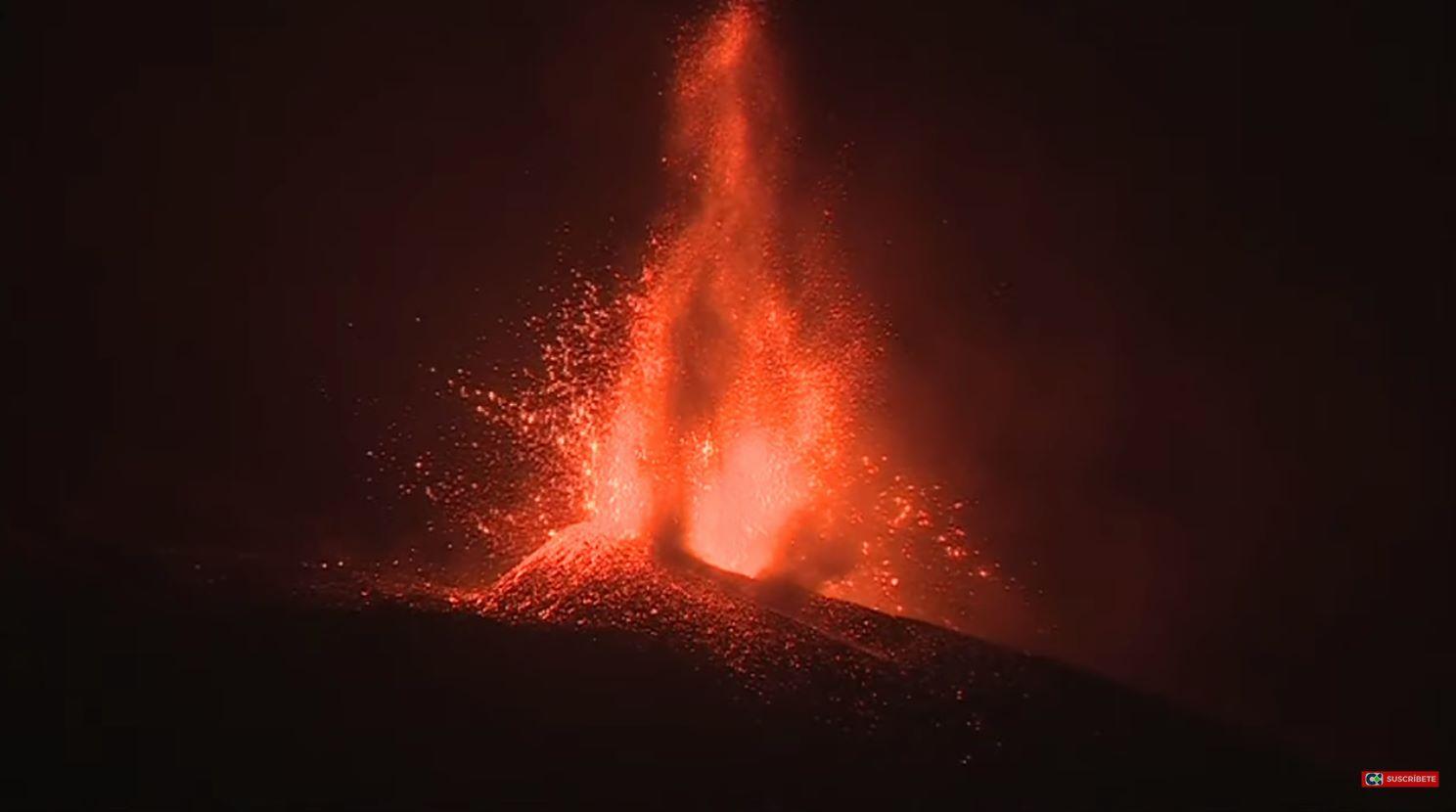 September 23, 2021. EN. Spain / La Palma : Cumbre Vieja , Alaska : Semisopochnoi , Japan : Sakurajima , Mexico : Popocatepetl , Saint Vincent : Soufrière Saint Vincent .