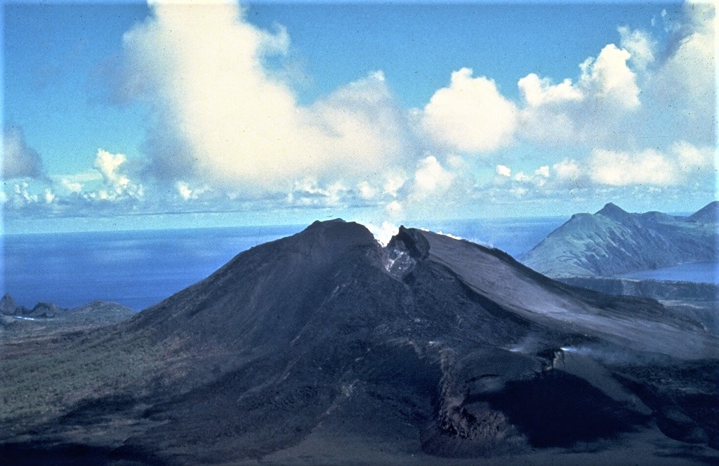 03 Septembre 2021. FR . Iles Mariannes du Nord : Pagan , Japon : Suwanosejima , Kamchatka : Karymsky , Colombie : Nevado del Huila , Islande : Rivière Skaftá .